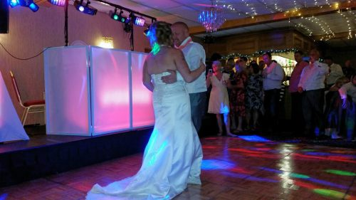 First Dance of Mr and Mrs Bowen